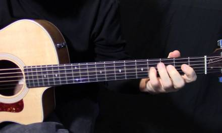 """how to play """"Over the Hills and Far Away"""" on guitar by """"Led Zeppelin"""" – acoustic guitar lesson"""