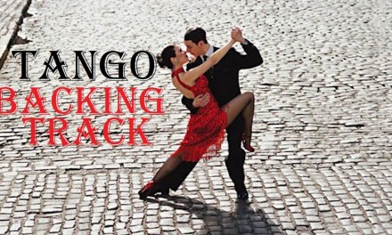 Tango guitar backing track – La cumparsita (with TAB) – Backtrack 4