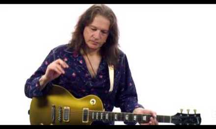 Robben Ford Guitar Lesson – Chords Are Everything – TrueFire