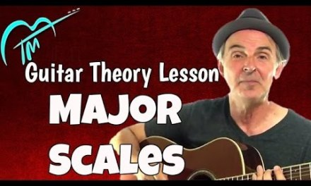 Guitar Theory For Beginners Lesson Major Scales
