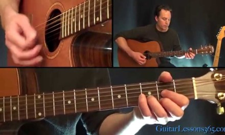 Hole Hearted Guitar Lesson – Extreme