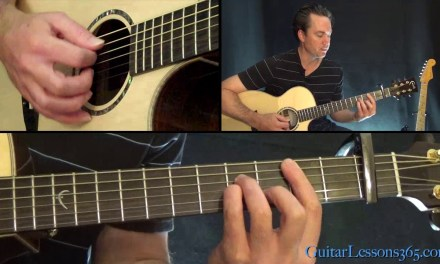 George Michael – Praying for Time Guitar Chords Lesson