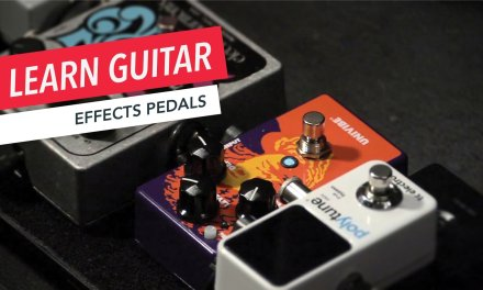Beginner Guitar Lessons: What Are the Most Important Effects Pedals?   Guitar   Lesson   Beginner