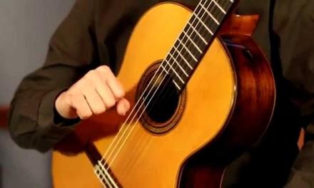 8. AMIM Arpeggio Pattern for Classical Guitar (technique lesson)