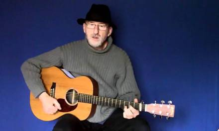 WTF! – Want To Play Blues Guitar In Public But Can't Move? STAGE FRIGHT!