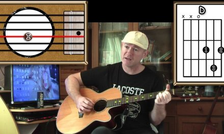 As Tears Go By – The Rolling Stones – Acoustic Guitar Lesson (easy)