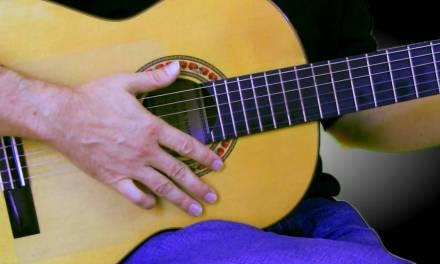 Guitar Lessons – Basic Gypsy Flamenco Rumba Spanish Guitar  Strum – pt. 2