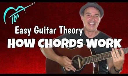 Easy Guitar Theory – How Chords Work Lesson