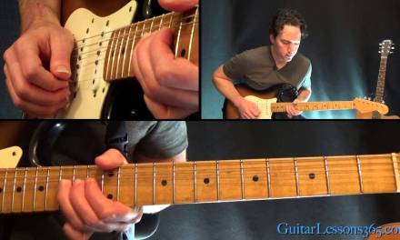 Crazy On You Guitar Lesson Pt.3 – Heart – Main Riff & Solos