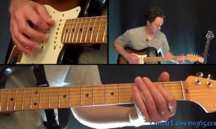 (I Can't Get No) Satisfaction Guitar Lesson – The Rolling Stones