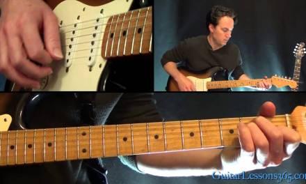 How to play Desire – U2