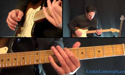 The Ocean Guitar Lesson – Led Zeppelin – Outro Solo