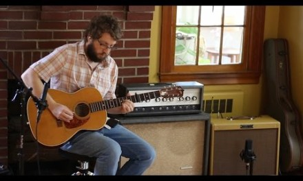 Dave Rawlings Guitar Lesson – Capos, Crosspicking, and Sublime Dissonance