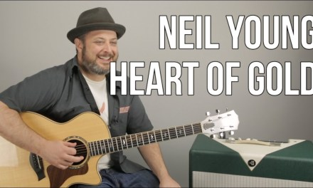 """How to Play """"Heart of Gold"""" on Guitar by Neil Young – Easy Acoustic Songs"""