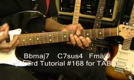 Guitar Close Up Michael Jackson Justin Timberlake R&B Style Strumming Pattern Lesson