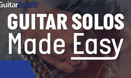 Using Whole Step Bends and the Pentatonic Scale to Create Singing Solos (Guitar Lesson)