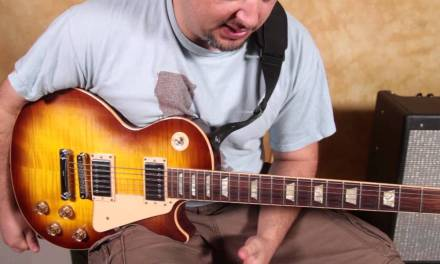 Guitar Lesson for soloing  – Minor Arpeggio for rock and blues