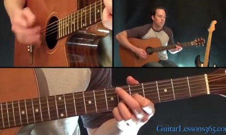 Old Man Guitar Lesson – Neil Young – Acoustic