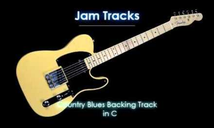 Country Blues Backing Track (C) – TheGuitarLab.net –