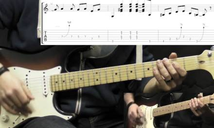 Jimi Hendrix/SRV – Come On(Let The Good Times Roll) – Blues Guitar Lesson (w/Tabs)