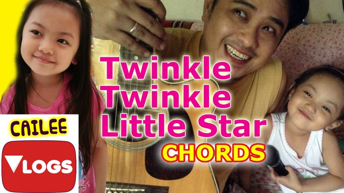 Twinkle Twinkle Little Star Baa Baa Black Sheep Chords Acoustic