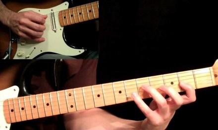 Cliffs Of Dover Guitar Lesson Pt.1 – Eric Johnson – Intro