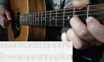 Worried Man Blues: Beginner Flatpicking Guitar Lesson (Free TAB)