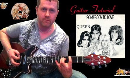 Somebody To Love – Queen – Easy To Strum Guitar Lesson
