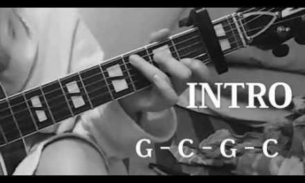Malibu – Miley Cyrus – Guitar Chords