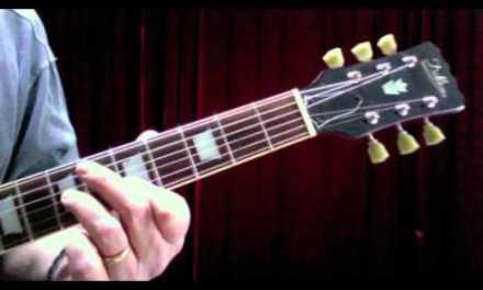 JOHNNY B. GOODE – Guitar Lesson