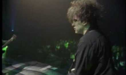 The Cure – A Forest (Live 1992)