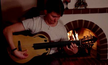 The Lord of the Rings – Acoustic Guitar Medley (Shire, Rohan, Gondor) by Lukasz Kapuscinski