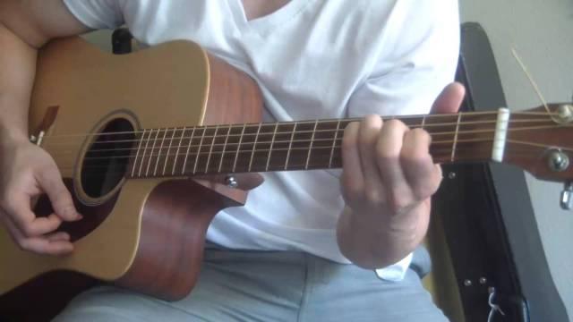 The Allman Brothers – Melissa Guitar Tutorial (Chords, Strumming ...
