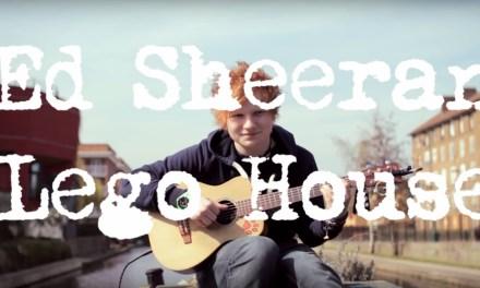 Ed Sheeran – Lego House (Acoustic Boat Sessions)