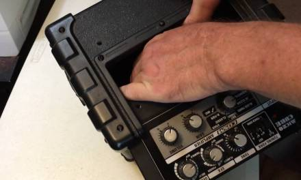 How To Repair the Input Jack for a Roland Micro Cube Guitar Amplifier