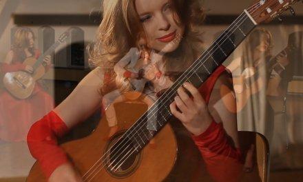 Libertango by Tatyana's Guitar Quartet