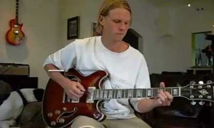 """Learn to Play """"Stormy Monday"""" Chords"""