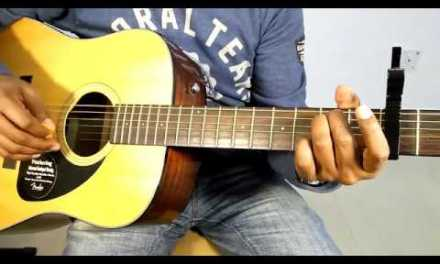 Ae Mere Humsafar Romantic Bollywood Song Complete Guitar Cover Lessons And Chords By Niraj Singh Ban