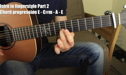 Just the way you are Bruno Mars Acoustic Guitar Lesson