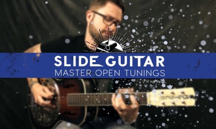 Step 2:  Creating Blues Licks In Open D Tuning   Slide Guitar Master Open Tunings   Guitar Zoom