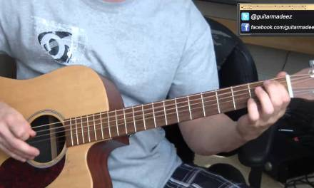 Blink 182 – I Miss You – Guitar Tutorial (SUPER QUICK AND SUPER EASY TOFOLLOW!!)