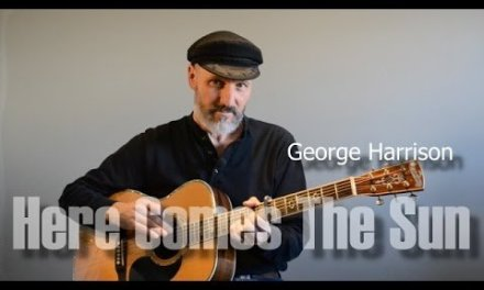 Here Comes The Sun – Easy Guitar Lesson