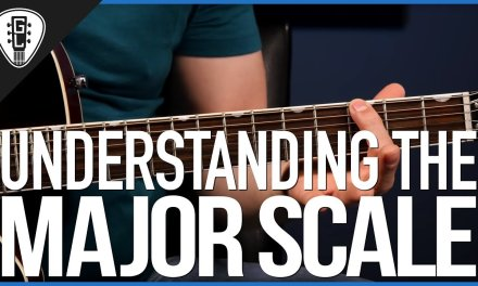Understanding The Major Scale – Beginner Guitar Theory Lesson
