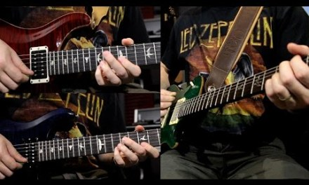 How to Create Guitar Harmonies
