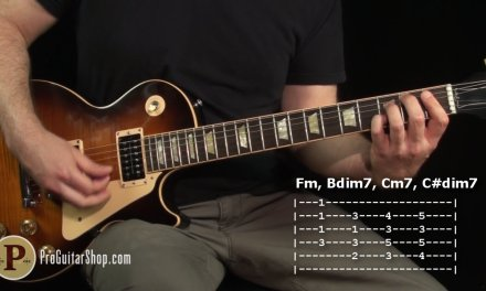 Led Zeppelin – The Wanton Song Guitar Lesson