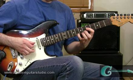 Guitar Lesson: Using Octaves in Melodies & Solos