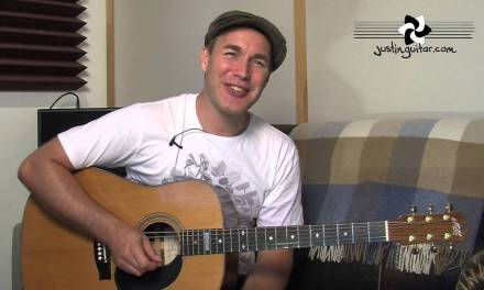 Mad World – Gary Jules (Easy Beginner Song Guitar Lesson BS-302) how to play