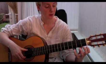 ABRSM Grade 2 Classical Guitar Arpeggios
