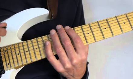How To Master The Sweep Picking Tapping Technique – shred guitar lessons quantum leap