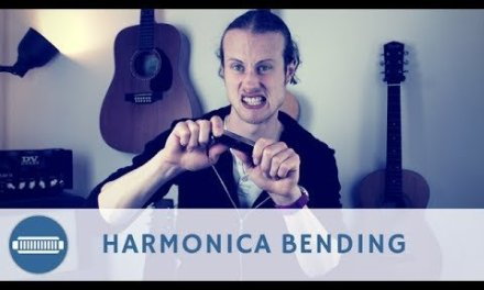 8 Tips For Bending On Harmonica – Blues Harmonica Lesson